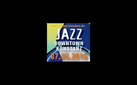 7. Mai 2016: Jazz Downtown Konstanz