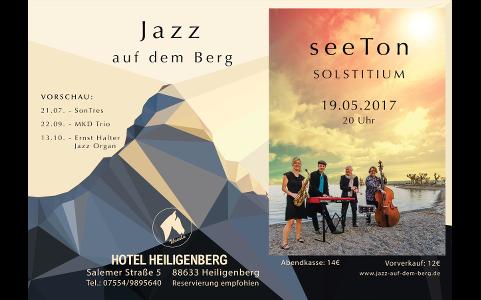 19. Mai 2017: Solstitium im Hotel Heiligenberg