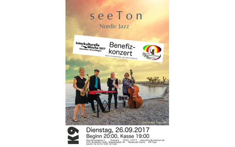 "26. September 2017: ""Solstitium"" im K9 Konstanz als Benefizkonzert für DABO e.V."