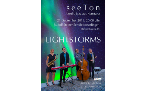 "21. September 2019: ""Lightstorms"""