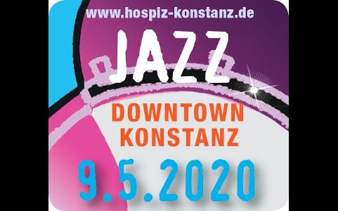 [9. Mai 2020: Jazz Downtown Konstanz: Astoriasaal]